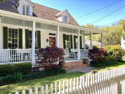 Historic Dist/Old Pt., Historic District/Bay Single Family Home For Sale: 712 East Street