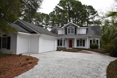 Beaufort County Single Family Home For Sale: 257 Locust Fence Road
