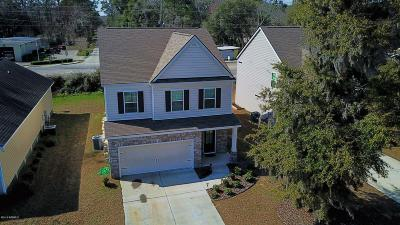 Beaufort County Single Family Home For Sale: 11 Kings Cross Court