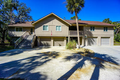 Fripp Island Single Family Home For Sale: 422 Skimmer Cove