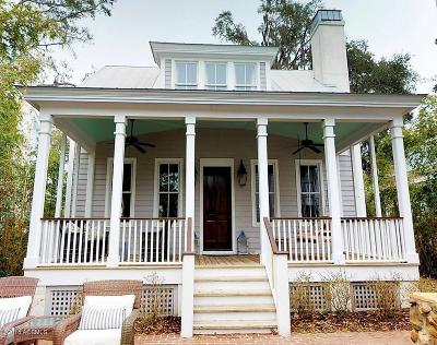 Beaufort County Single Family Home For Sale: 11 Waveland Avenue