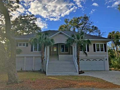 Fripp Island Single Family Home Under Contract - Take Backup: 21 Fiddlers Point