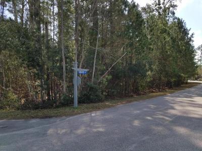 Beaufort, Beaufort Sc, Beaufot, Beufort Residential Lots & Land For Sale: 1 Turnstone Drive S