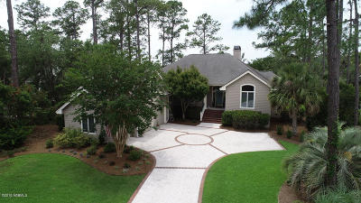 Beaufort County Single Family Home For Sale: 1725 Longfield Drive