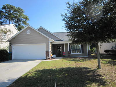 Beaufort, Beaufort Sc, Beaufot Single Family Home For Sale: 80 Shadow Moss Drive