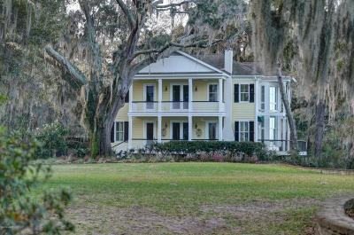 Beaufort County Single Family Home For Sale: 6 Tidewater Way