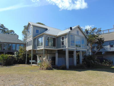 Fripp Island Single Family Home For Sale: 258 Deer Run Lane
