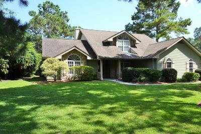 Beaufort County Single Family Home For Sale: 118 Besseleiu Court