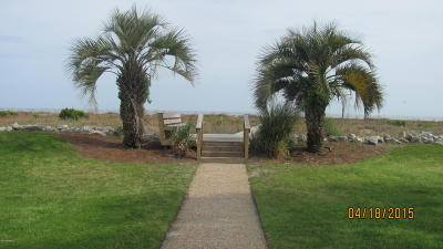 Fripp Island Condo/Townhouse For Sale: 340 Captain John Fripp Villa #340