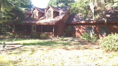 Beaufort, Beaufort Sc, Beaufot Single Family Home For Sale: 5 Planters Circle