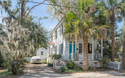 Historic Dist/Old Pt., Historic District/Bay Single Family Home For Sale: 708 New Street