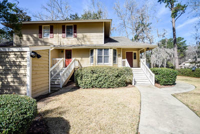 Beaufort County Condo/Townhouse For Sale: 46 Heron Walk