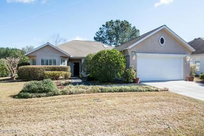 Bluffton Single Family Home For Sale: 1 Walden Lane