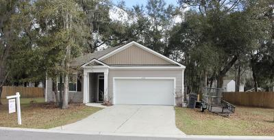 Beaufort, Beaufort Sc, Beaufot Single Family Home For Sale: 4897 Tidal Walk Lane