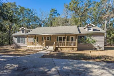 Beaufort County Single Family Home Under Contract - Take Backup: 4 Salicornia Drive