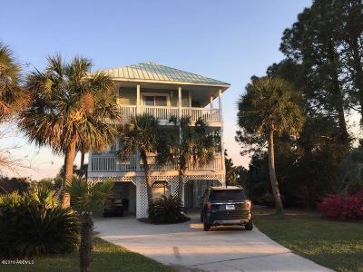 Harbor Island Single Family Home For Sale: 5 Scallop Court