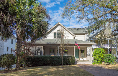 Beaufort Single Family Home For Sale: 24 Bostick Circle