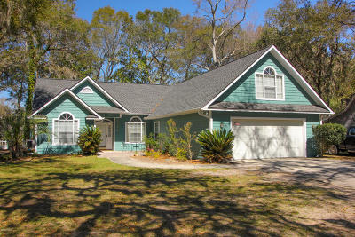 Beaufort County Single Family Home Under Contract - Take Backup: 28 Christine Drive