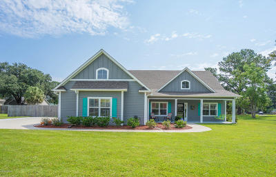 Beaufort Single Family Home For Sale: 1006 Wolverine Drive