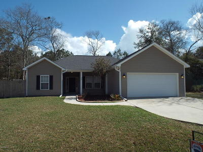 Beaufort County Single Family Home For Sale: 7 Chloes Way