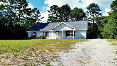 Garnett Single Family Home Under Contract - Take Backup: 692 Stokes Bluff Road