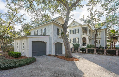 Beaufort Single Family Home For Sale: 20 Eve Creek