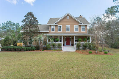 Beaufort, Beaufort Sc, Beaufot, Beufort Single Family Home For Sale: 62 Walling Grove Road