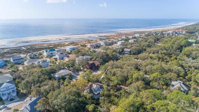 Fripp Island Single Family Home Under Contract - Take Backup: 616 Dolphin Road