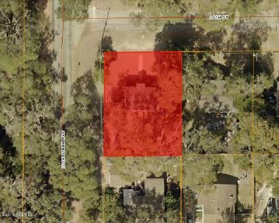 Port Royal, Port Ryal, Pt. Royal Residential Lots & Land For Sale: 1213 16th Street