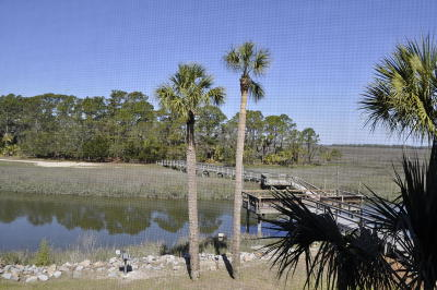 Fripp Island Condo/Townhouse For Sale: 176 Beach Club Villa