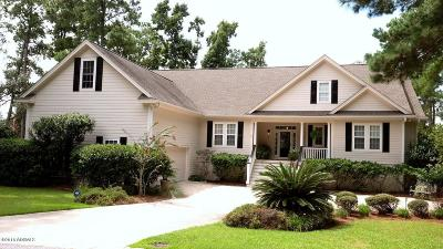 Beaufort, Beaufort Sc, Beaufot, Beufort Single Family Home For Sale: 93 Tuscarora Avenue