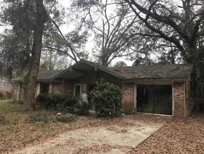 Beaufort County Single Family Home For Sale: 61 Savannah Highway