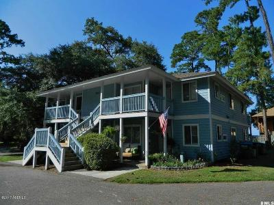 Beaufort County Condo/Townhouse Under Contract - Take Backup: 103 Battery Lane #103