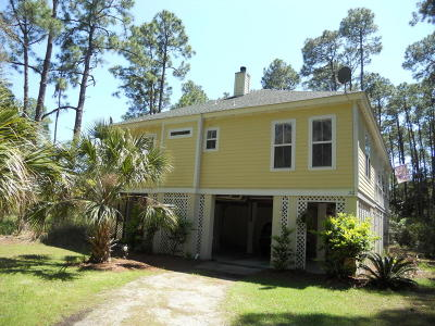 Beaufort County Single Family Home For Sale: 30 Lakeview Lane