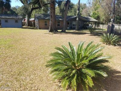 Single Family Home For Sale: 740 Broad River Boulevard