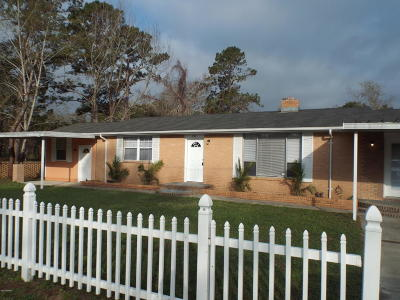 Beaufort County Single Family Home For Sale: 444 Seaside Road