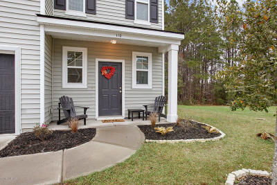 Beaufort County Single Family Home For Sale: 110 Heritage Parkway