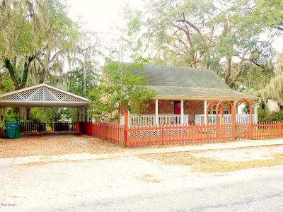 Port Royal Single Family Home For Sale: 1107 13th Street