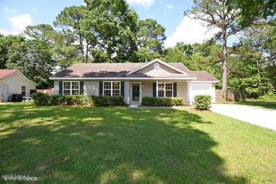 Beaufort County Single Family Home For Sale: 30 Pelican Circle