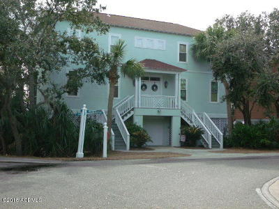 Fripp Island Single Family Home For Sale: 11 Veranda Beach Drive
