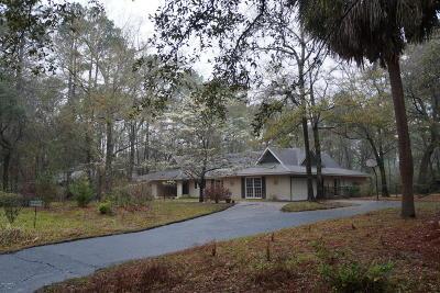 Beaufort County Single Family Home For Sale: 6 Jasper Lane