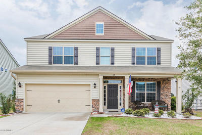 Beaufort County Single Family Home For Sale: 24 Congaree Way