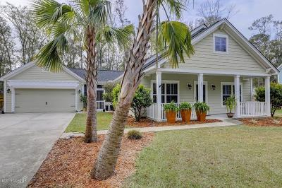 Beaufort County Single Family Home Under Contract - Take Backup: 27 Laughing Gull Drive