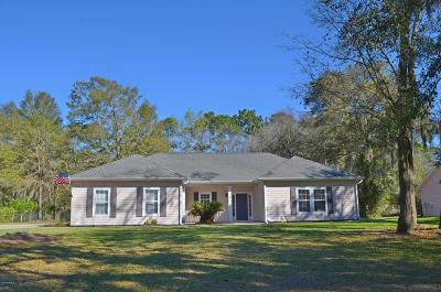 Beaufort County Single Family Home Under Contract - Take Backup: 8 Sheppard Road W