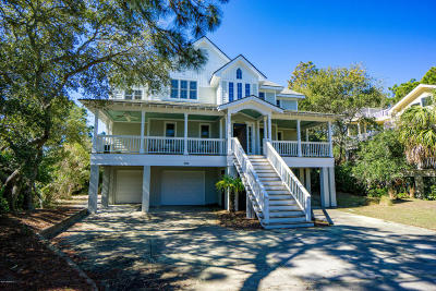Fripp Island Single Family Home For Sale: 723 Seahorse Road