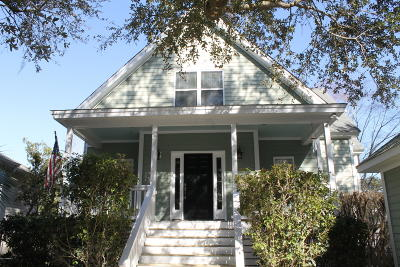 Beaufort, Beaufort Sc, Beaufot Single Family Home For Sale: 74 Tuscarora Avenue