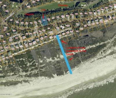Fripp Island Residential Lots & Land For Sale: 748 Marlin Drive