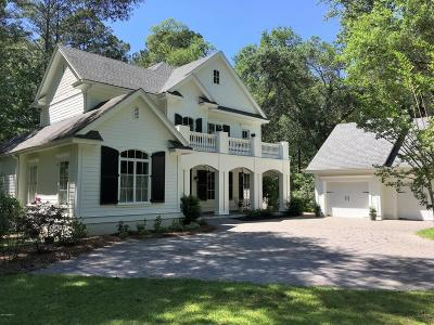 Seabrook Single Family Home For Sale: 130 Bull Point Drive