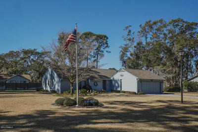 Beaufort SC Single Family Home For Sale: $216,000