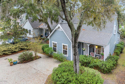 Port Royal SC Single Family Home For Sale: $249,000